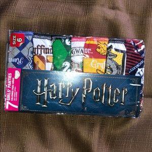 Harry Potter size 6